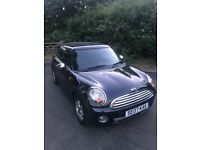 2007 Mini 1.4 One Black, Full Service History, Years MOT