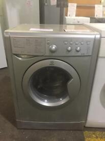 Professionally refurbished Indesit washer dryer - guaranteed & PAT tested