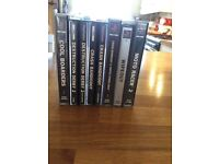 Crash Bandicoot games 1 and 2