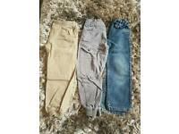 Boys jeans age 5-6 yrs