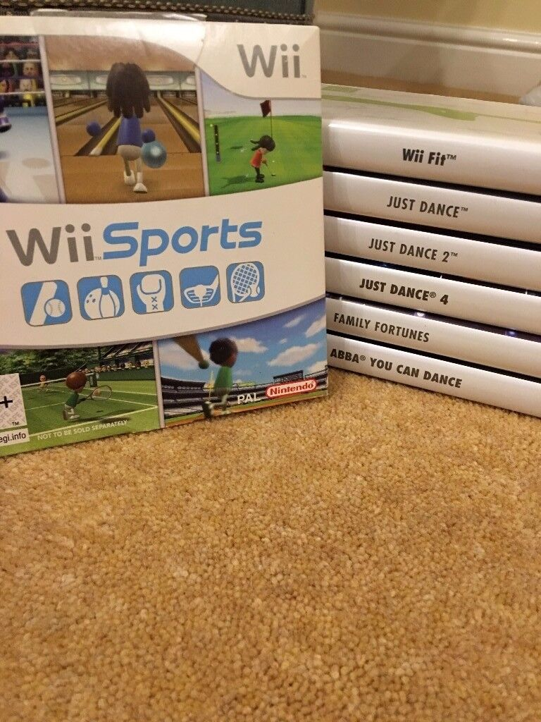 Nintendo Wii + Wii fit, games and accessories - Great for Xmas