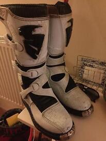Thor Motocross Boots uk 7