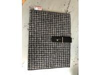 Harris Tweed iPad cover