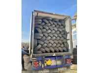 PART WORN TYRES NEW LOAD JUST IN