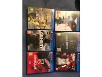 Ps4/Xbox One Games £5 eaCh