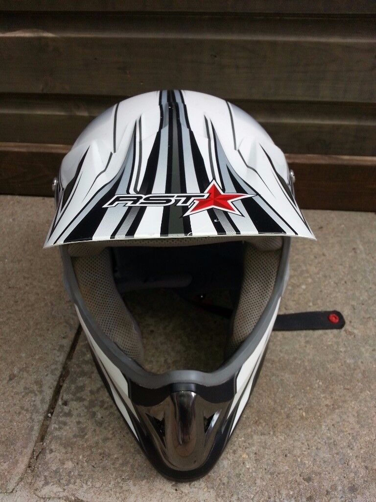 Rst cross helmet in good used condition! size 57cm_58cm Can deliver or post!