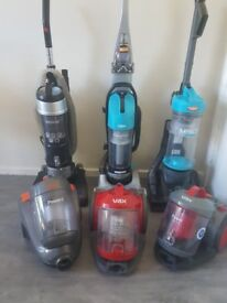 Referbished Hoovers with Warranty!!