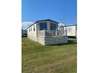 Caravan holiday home Whitleybay