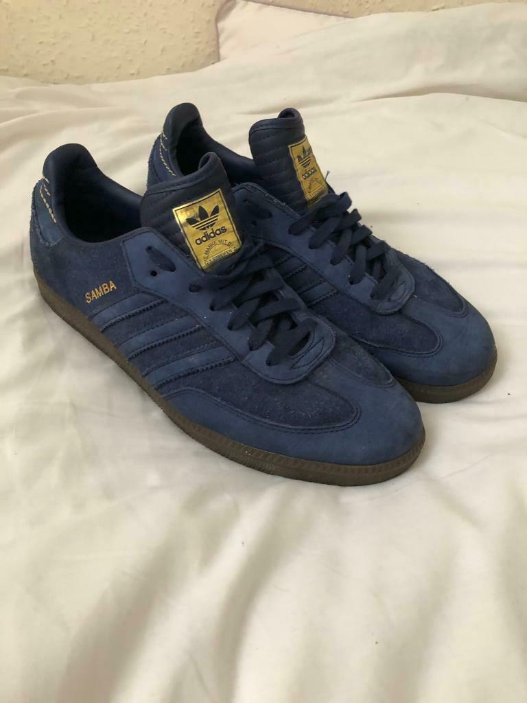 new arrive exclusive range united states Adidas samba trainers size 11 | in Waddington, Lincolnshire | Gumtree