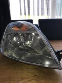 Fiesta mk6 headlamps 2002-2005