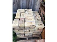 120 very good Reclaimed stock bricks for sale