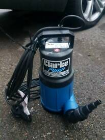 Clarke submersible Pump