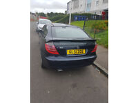2002 MERCEDES C180 COUPE FOR SALE