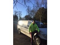 Do you need a Man and Van? Professional and fast delivery service at a low price?