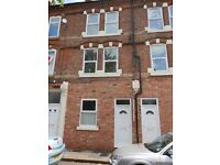4 Bed Terraced House, Lincoln Street, Nottingham, NG6 0FX