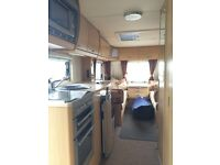 ABBEY VOGUE 2 650 caravan 6 birth Twin wheel touring tourer