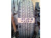 185-65-15 Evergreen Eh23 88H 6mm Part Worn Tyre