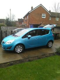 Vauxhall meriva for sale good condition