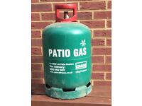 Calor propane gas cylinder