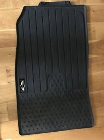 Genuine Mini Rubber Car Mats