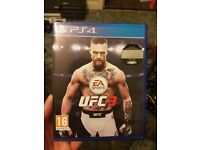 Ufc3 ps4 game fighting latest ufc game