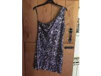Brand new asymmetric party dress by New Vibe Boutique