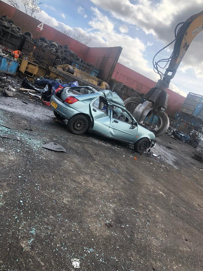Scrap cars wanted top prices paid scrap Metal end of life | in ...