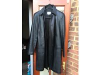 Ladies Leather Jacket size 14 - Excellent condition