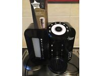 Tommee Tippee prep machine with brand new filter.