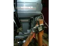 MARINER 75HP OIL INJECTION BIG FOOT P.T.T