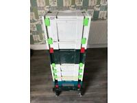 Festool Classic systainers and roll board