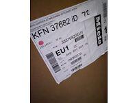 Brand New Miele integrated Fridge Freezer KFN 37682 ID kitchen appliance inc vat