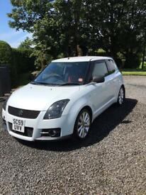 Suzuki swift sport 1.6