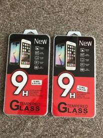 iPhone 6/7 glass screen protector.