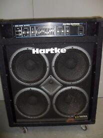 Hartke 3500 Combo Bass Amp