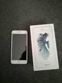Sim free Iphone 6s plus 64gb, grey