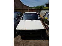 VW Golf Mk1 16v + VW Golf Mk2 16v (2 cars)!! + extra engine + other parts