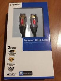 New hdmi cable