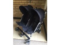 Mamas and Papas Tempo Double Buggy