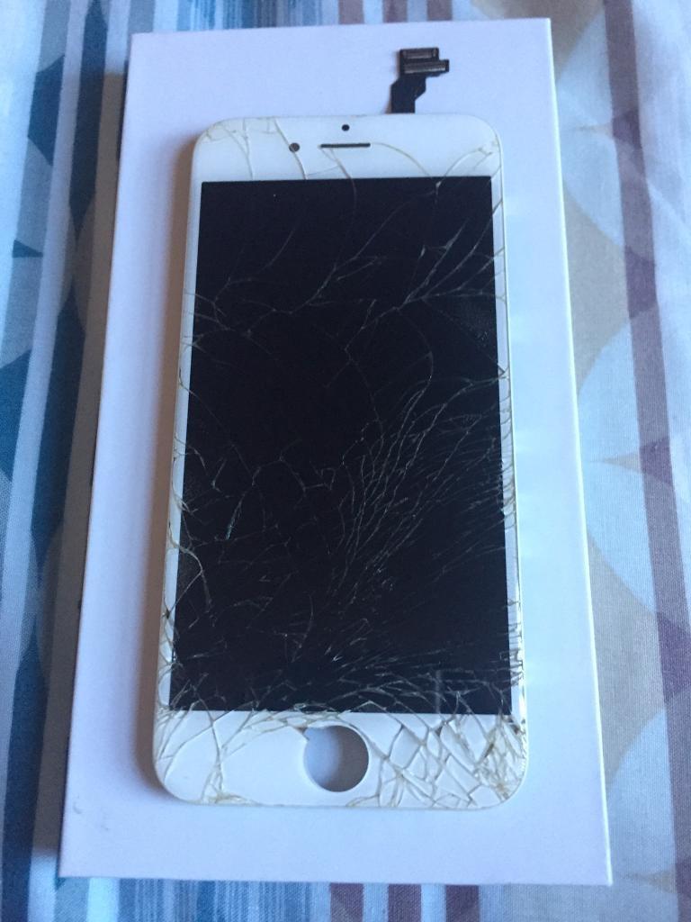 Iphone 6 Original Lcd Cracked In Preston Lancashire Gumtree