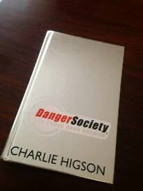 Young Bond Danger Society Dossier