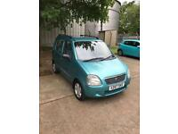 For sale is my Suzuki wagon r plus 1 year mot