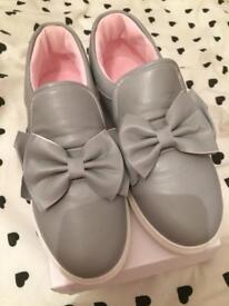 Ladies shoes never been worn