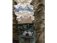 Tiny Baby/Newborn Clothes