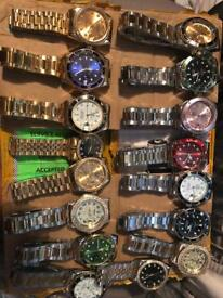 Rolex's mans and ladies