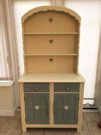 Beautiful painted small dresser