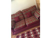 3 seater sofa and 2 armchairs to go ASAP