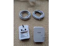 D link power line adaptor