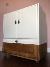 Upcycled Ercol Windsor Mid Century TV Cabinet - Objekt Furniture