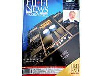 HI-FI NEWS REVIEWS TANNOY DC2000 & ROGERS LS6A SPEAKERS MARANTZ JBL